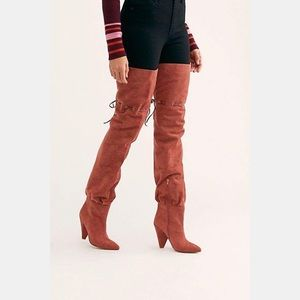 Free People Jeffrey Campbell Backstage Thigh High